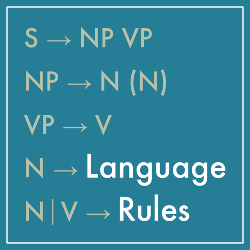 Cover image of Language Rules