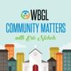 WBGL Community Matters artwork