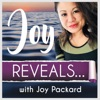 Motivation and Inspiration on Joy Reveals with Joy Packard artwork