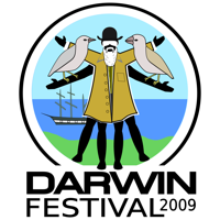 Podcast cover art for - Darwin Festival 2009 from the Naked Scientists
