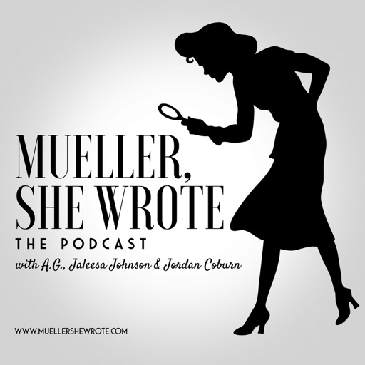 Cover image of Mueller, She Wrote
