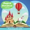 Magical Storybook. English Nanny Bedtime Stories artwork