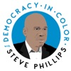 Democracy in Color with Steve Phillips artwork