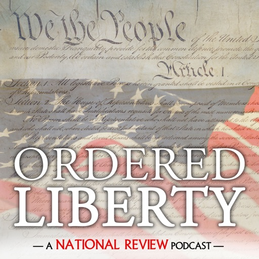 Cover image of Ordered Liberty