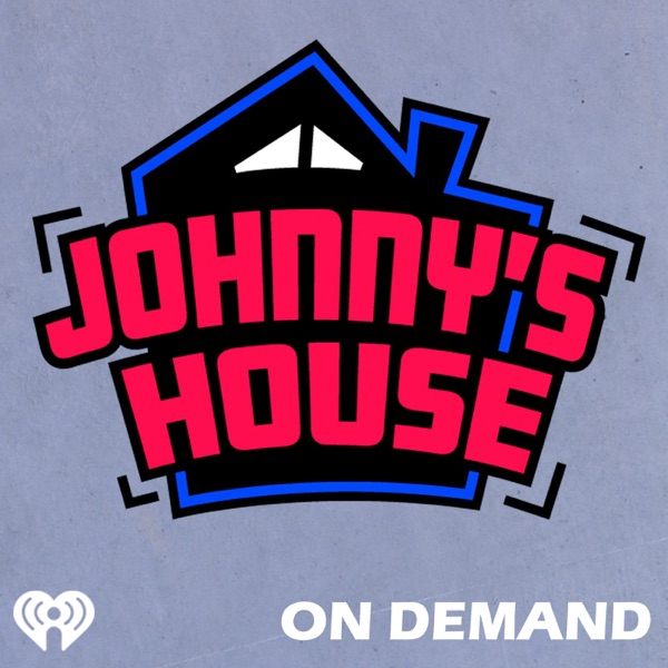 Johnny's House banner backdrop