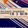 Shabbos In 3 Minutes artwork