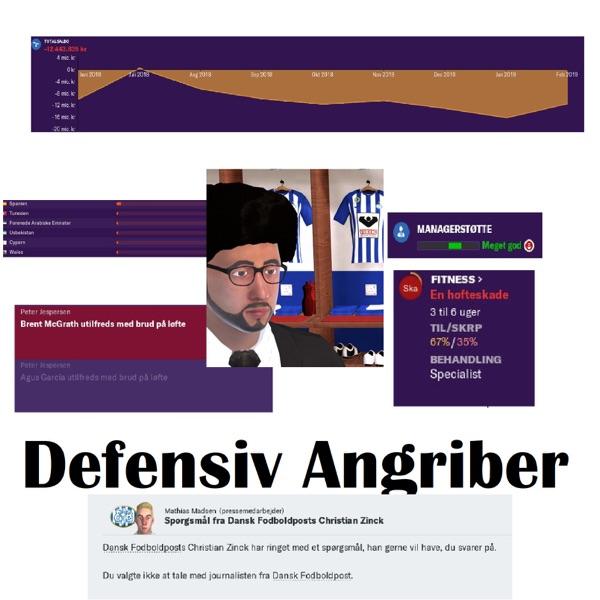 Defensiv Angriber