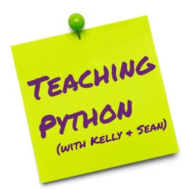 Teaching Python on Apple Podcasts