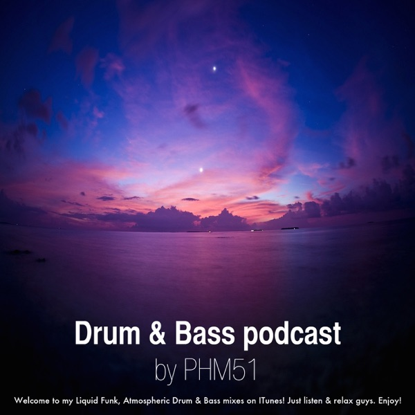 Liquid d'n'b mixes by PHM51