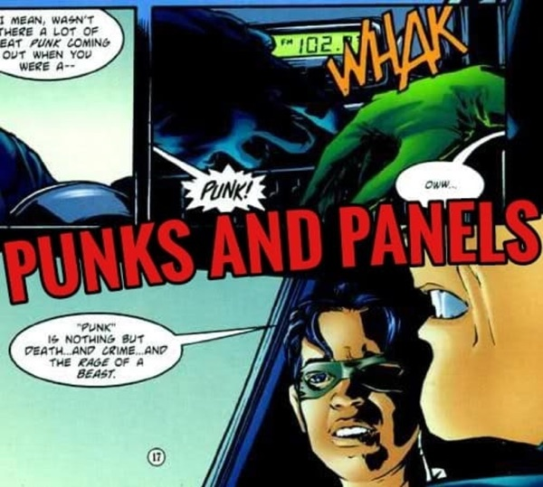 Punks and Panels