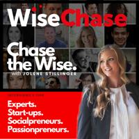WiseChase Podcast   Upstart Stories from Entrepreneurs & Business Tips podcast