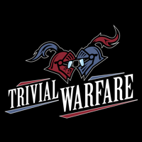 Podcast cover art for Trivial Warfare Trivia