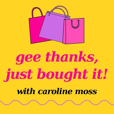 Gee Thanks, Just Bought It:Forever35/Caroline Moss