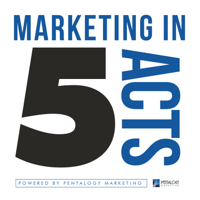 Marketing in 5 Acts podcast