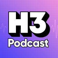 Podcast cover art for H3 Podcast