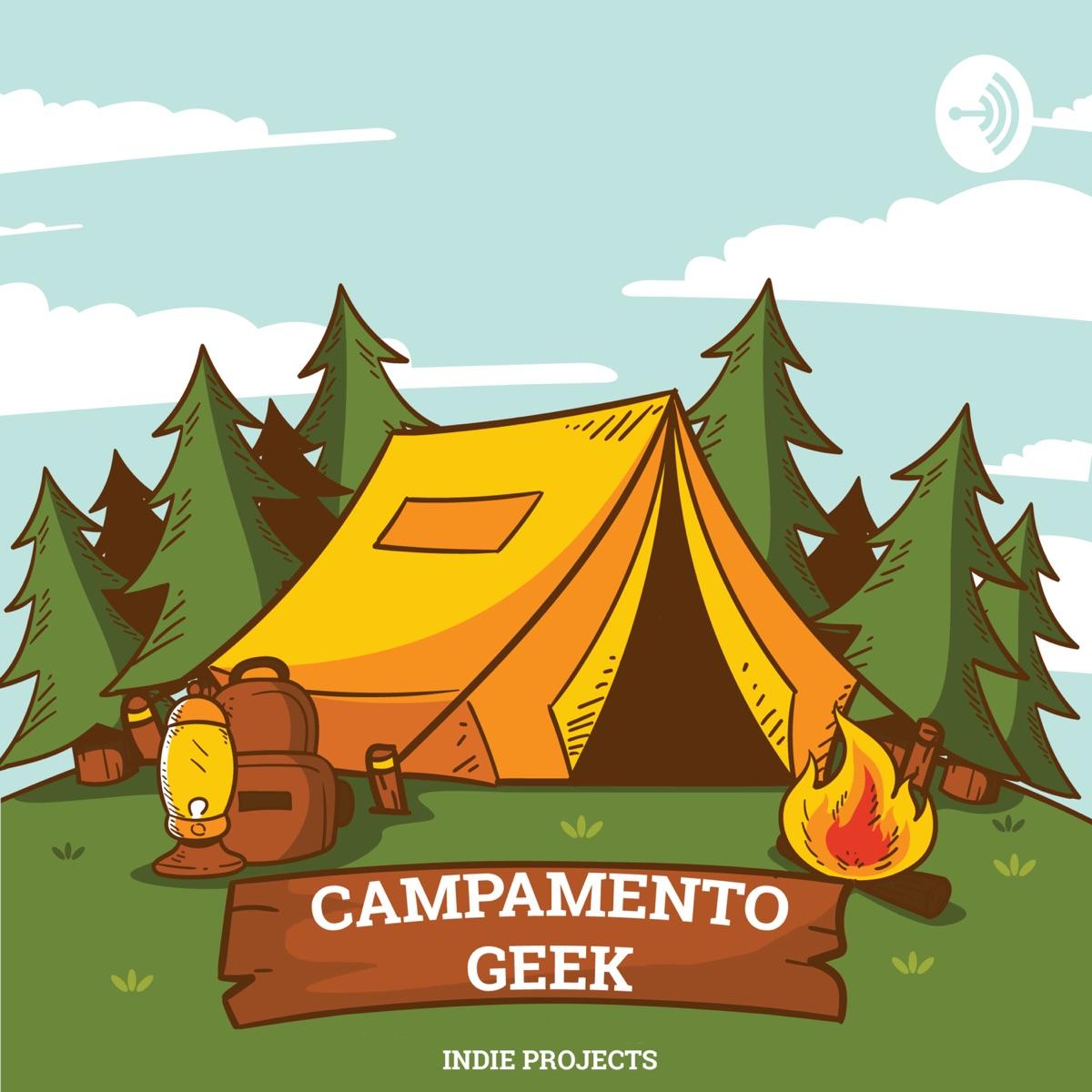Campamento Geek