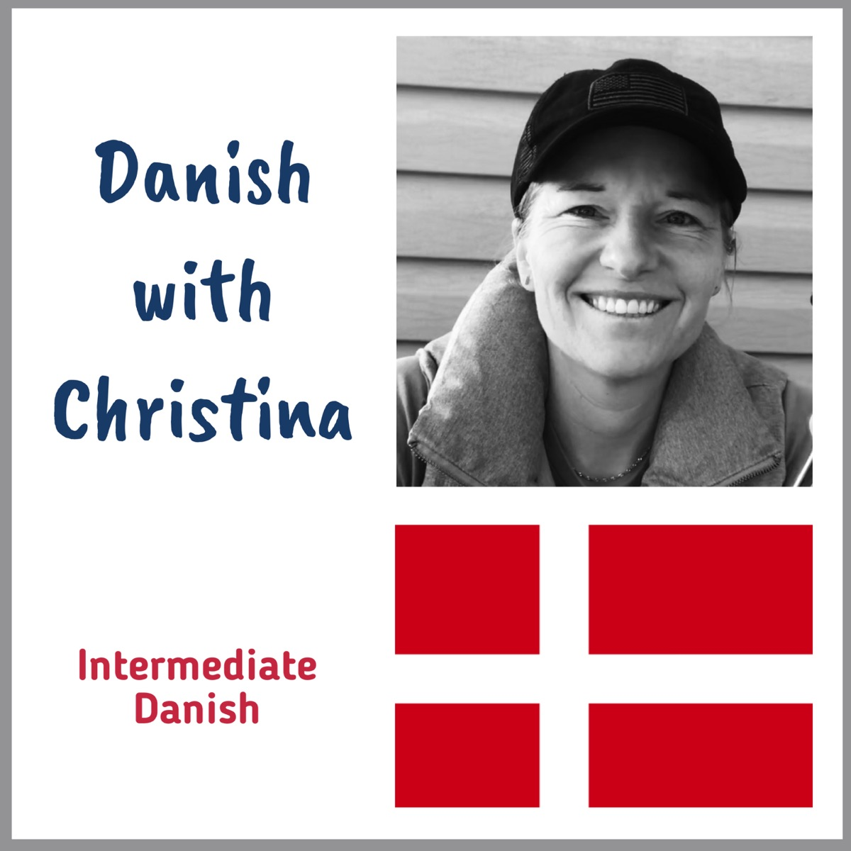 Danish with Christina - intermediate Danish language podcast