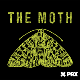 The Moth Book Cover