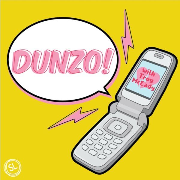 DUNZO! banner backdrop