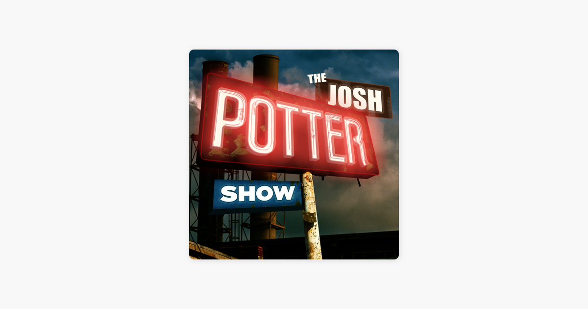 The Josh Potter Show Auf Apple Podcasts Harry potter gifts, merch, decor, and clothes. apple podcasts
