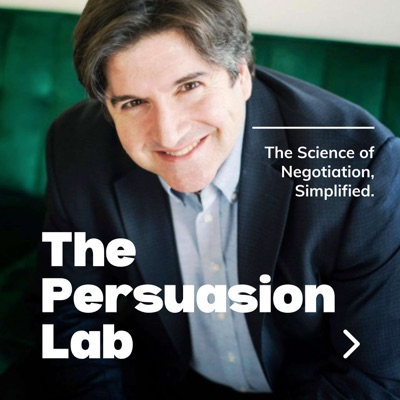 The Persuasion Lab with Martin Medeiros