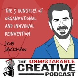 Joe Jackman | The 5 Principles of Organizational and Individual Reinvention