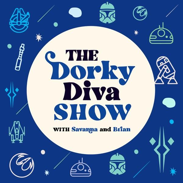 The Dorky Diva Show podcast show image