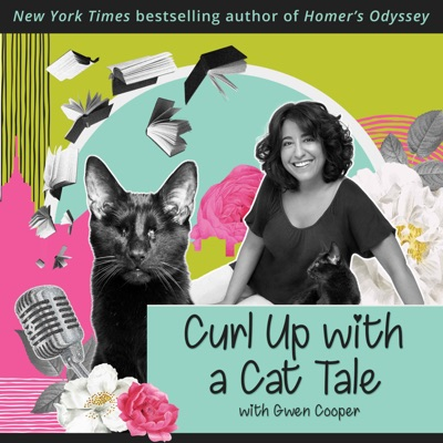 Curl Up with a Cat Tale with Gwen Cooper:Gwen Cooper