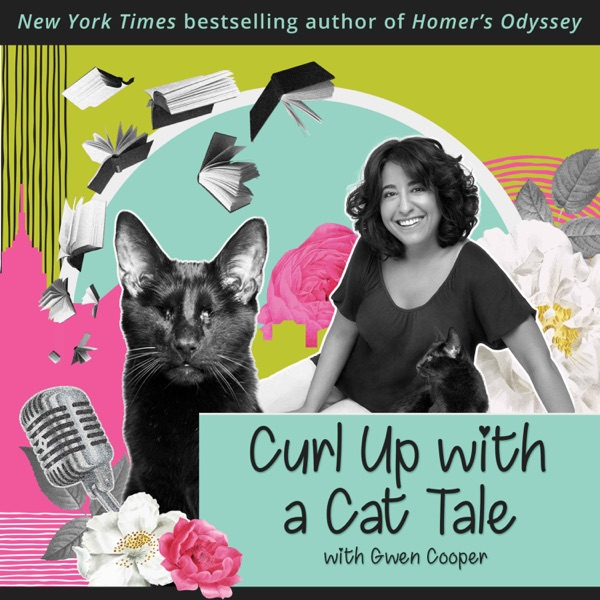 Curl Up with a Cat Tale with Gwen Cooper