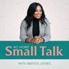 No More Small Talk with Benita Jones artwork