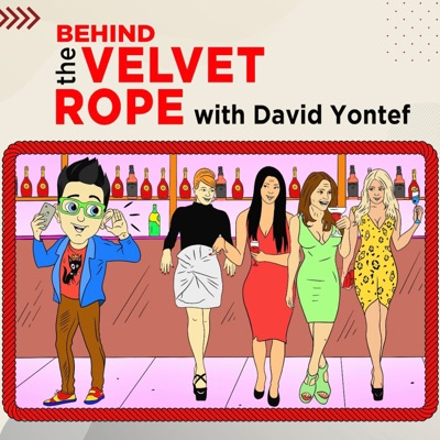BEHIND THE VELVET ROPE:David Yontef