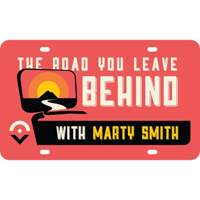Marty Smith - The Road You Leave Behind:outsiderpodcast