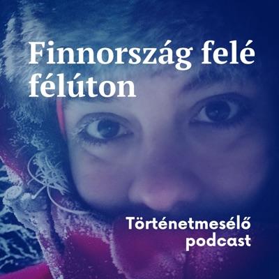 Finnország felé félúton