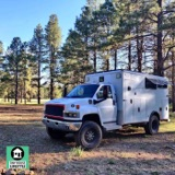 The Ultimate Go-Anywhere Tiny House Ambulance Conversion with Tom Roszko