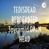 TEDISDEAD REDDEADTED 3pyramid OPeN HEAD artwork
