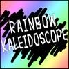 Rainbow Kaleidoscope artwork