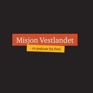 Misjon: vestlandet - en podcastserie fra PwC