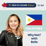 Why Not? Career Inspiration | Belle from the Philippines