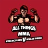 Scoreline.ie presents: All Things MMA artwork
