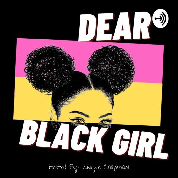 Dear Black Girl banner backdrop