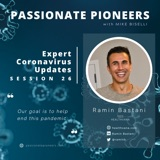 Expert Coronavirus Updates with Ramin Bastani | Session 26