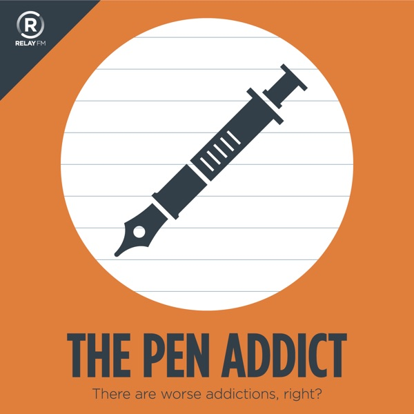 The Pen Addict banner backdrop