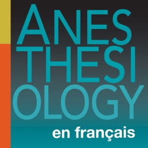 Anesthesiology French Translation