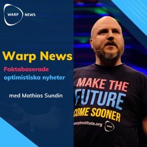 Warp News - faktabaserade optimistiska nyheter