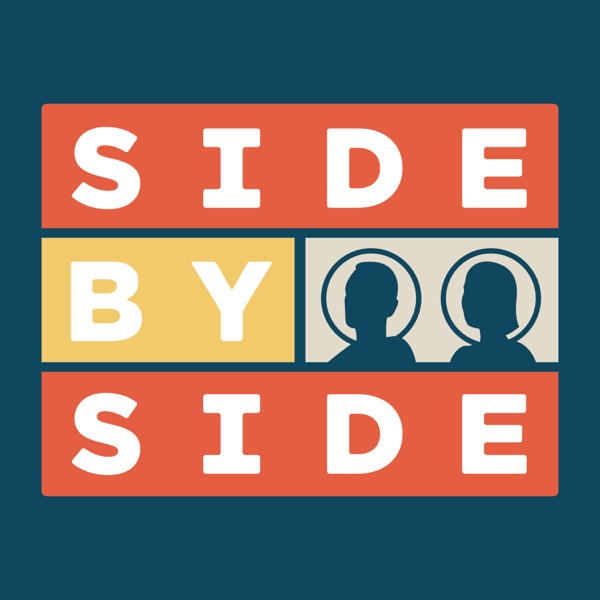 Side By Side Catholic Podcast image