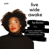 19. Aja Barber: on racism, colonialism, consumerism & the fashion industry