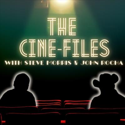 The Cine-Files:Steve Morris & John Rocha