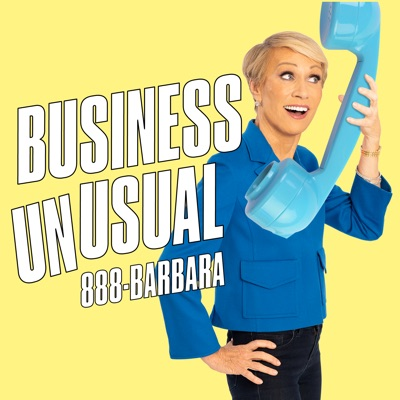 Business Unusual with Barbara Corcoran:Barbara Corcoran
