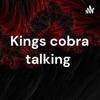 Kings cobra talking  artwork