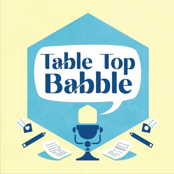 Table Top Babble Artwork